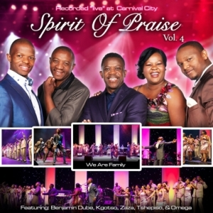 Spirit of Praise - When I Think About Jesus (Live)